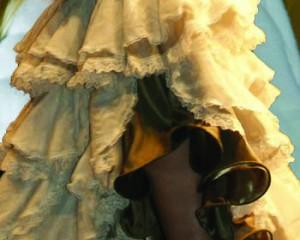 trajes gitana flamentco 2011