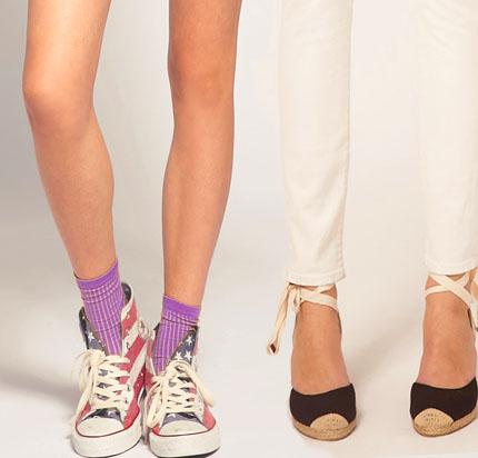 zapatos moda joven