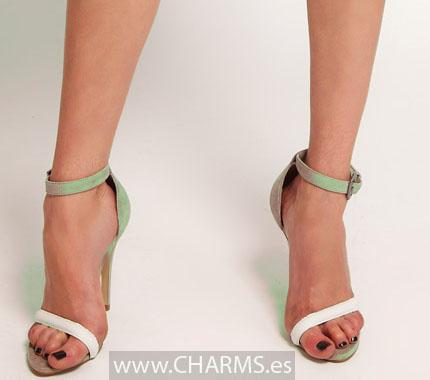 zapatos verano pies