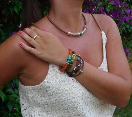 pulseras moda 2013