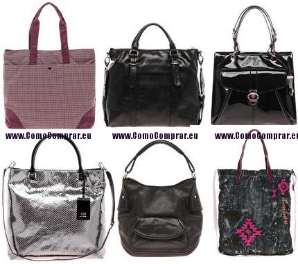 moda en bolsos