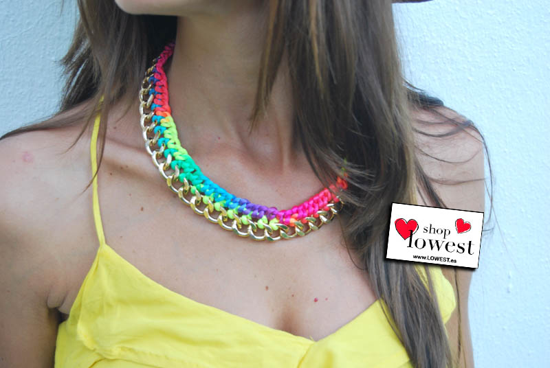 ideas de como hacer pulseras a la moda. pulseras lowest collares
