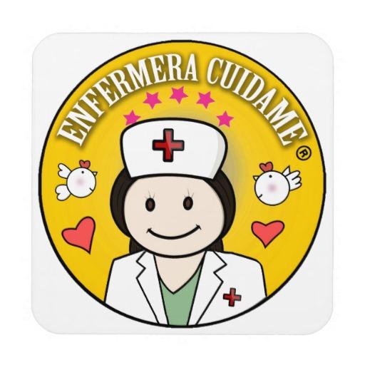 Posavasos de enfermeras