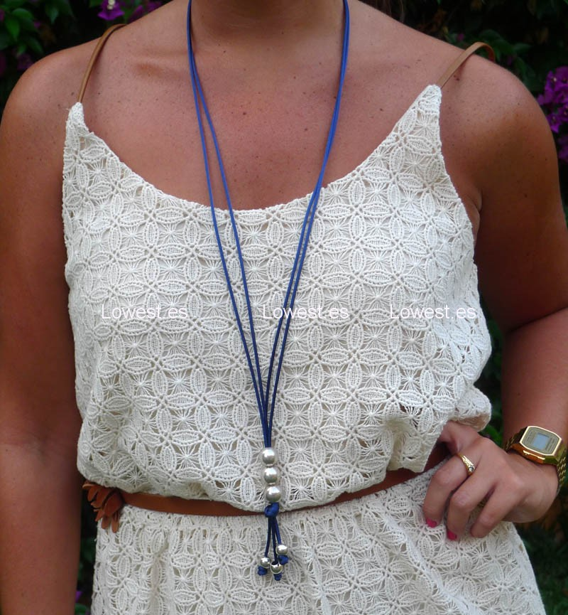 Nuevas tendencias en pulseras y collares