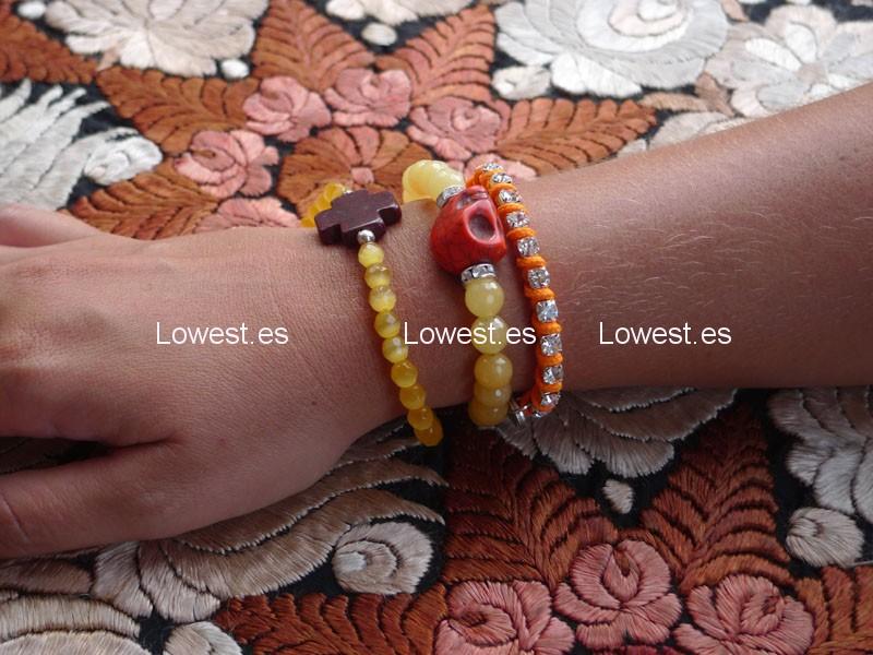 pulseras con calaveras blogs