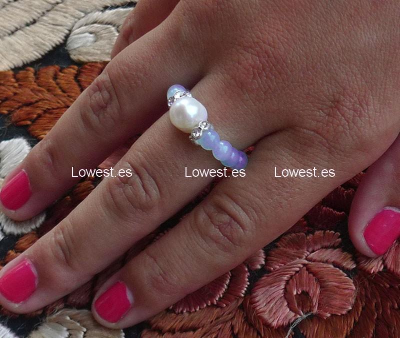 comprar anillos perlas