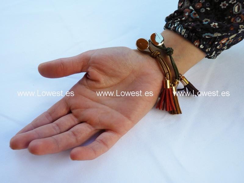 fotos de las pulseras con colgantes