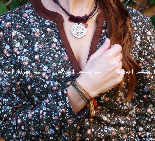 fotos de nudos para pulseras de terciopelo elastico