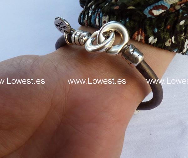 anillos colgantes pendientes y pulseras en hilo de cobre