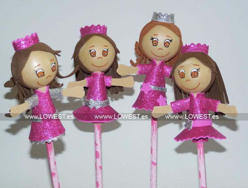 fofulapices de princesas