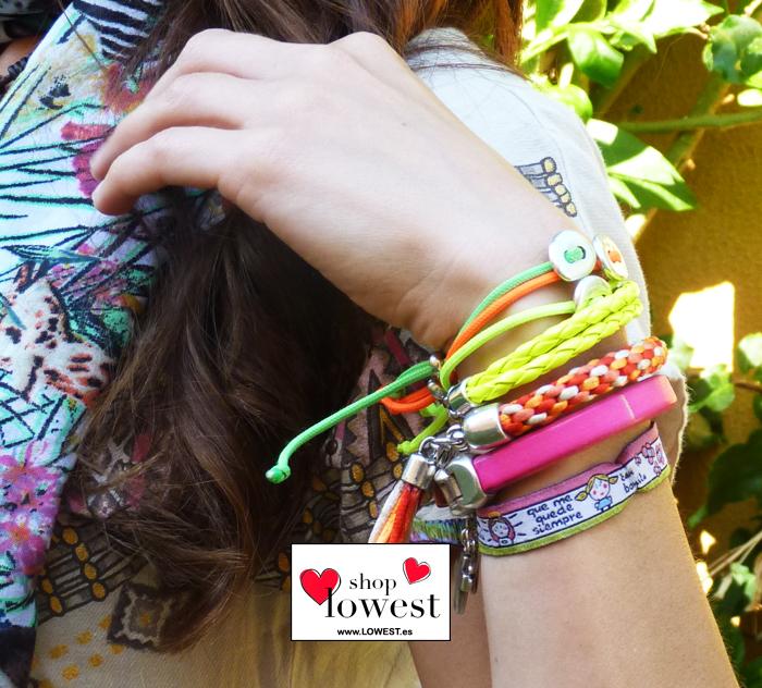 pulseras de moda 2015