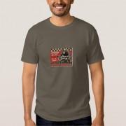 camiseta moto vintage racing para hombre retrocharms 1