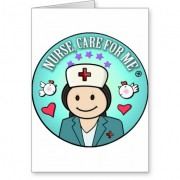 gift ideas for nurses nurse care for me tarjeta de felicitacion retrocharms 1