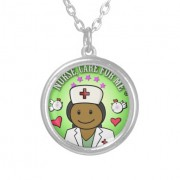 personalized gifts from nurse care for me colgante redondo retrocharms 1