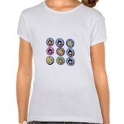 regalos de soy muy flamenca multicolor camiseta retrocharms 1