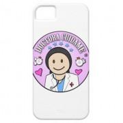 regalos doctora cuidame morena iphone 5 funda retrocharms 1