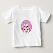 regalos para enfermera cuidame morena y rosa camiseta retrocharms 1