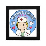 regalos para enfermera cuidame rubia celeste joyero cuadrado pequeño retrocharms 1