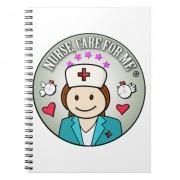 special gift for nurses libreta espiral retrocharms 1