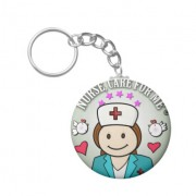 special gift for nurses llavero redondo tipo chapa retrocharms 1