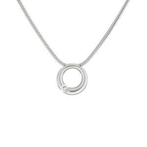 Collares Skagen ELIN Collar silvercoloured