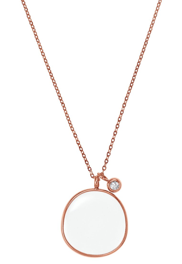 Collares Skagen SEA GLASS Collar rosegoldcoloured