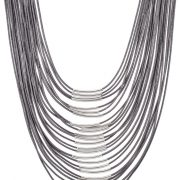 Collares sweet deluxe LIV Collar silver/grey