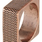 Anillo Icon Brand SURFACE Anillo coppercoloured
