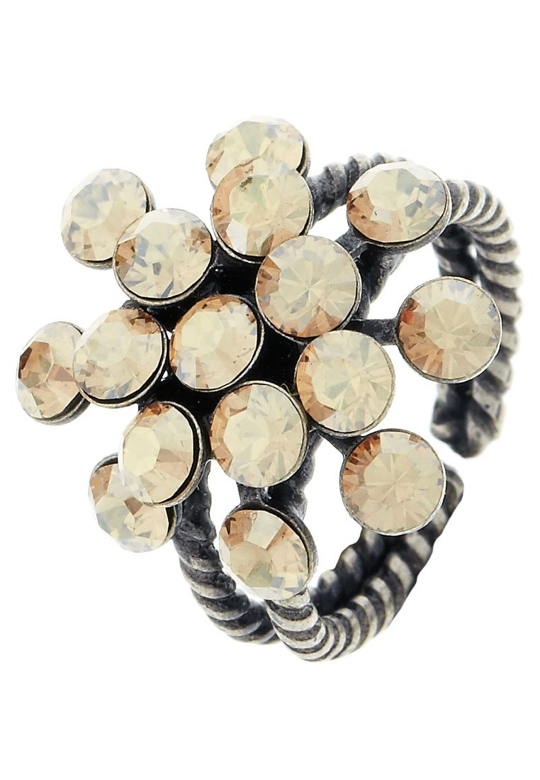 Anillo Konplott MAGIC FIREBALL Anillo beige crystal