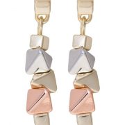Pendientes Karen Millen light goldcoloured