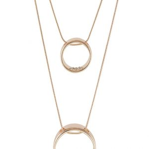 Collares Miss Selfridge Collar crystal