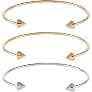 Pulsera ONLY ONLJOSEFINE 3 PACK Pulsera goldcoloured