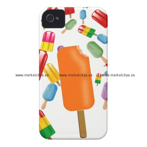 big popsicle chaos by ana lopez iphone 4 case mate protectores retrocharms