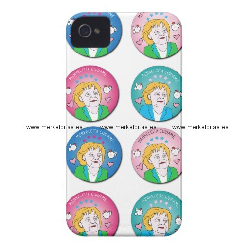 merkelcita plis cuidame iphone 4 case mate carcasas retrocharms