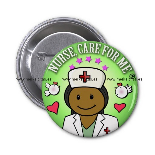 personalized gifts from nurse care for me chapa redonda 5 cm retrocharms