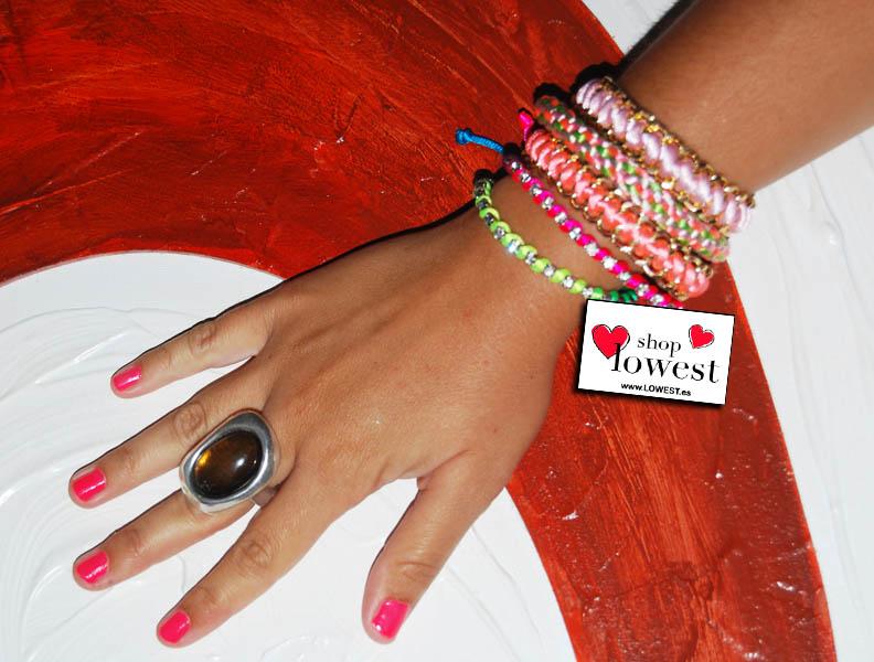 pulseras de cadena 002143