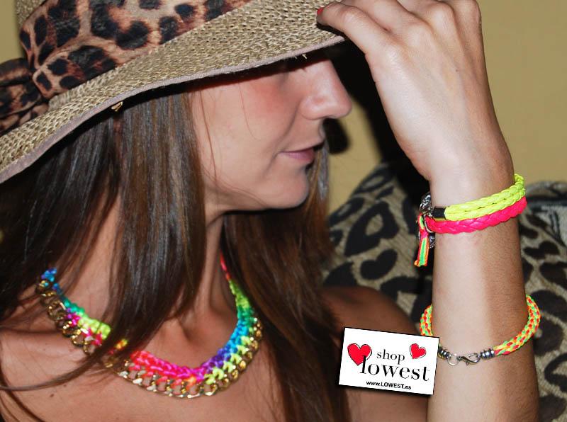 pulseras de cadena 2015
