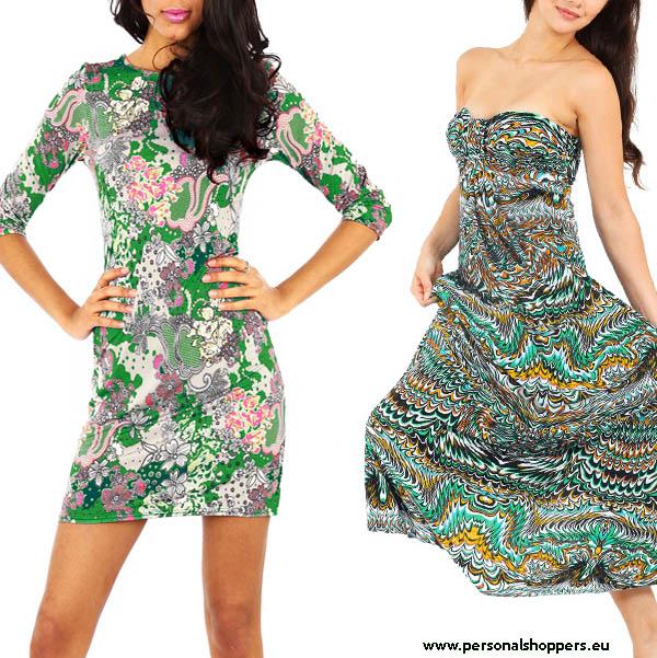 vestidos moda mujeres verano 44218