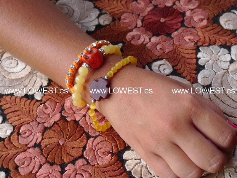 comprar pulseras online abalorios 00176