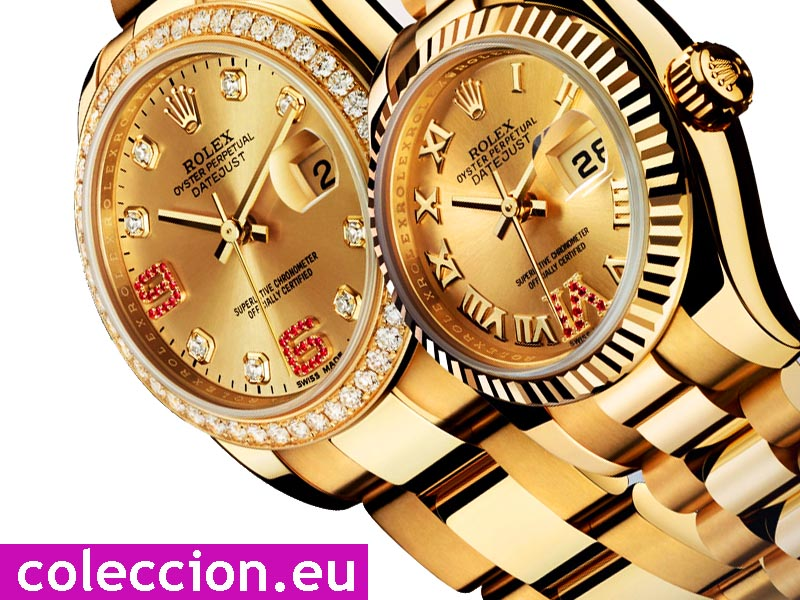 coleccion rolex relojes 3888281