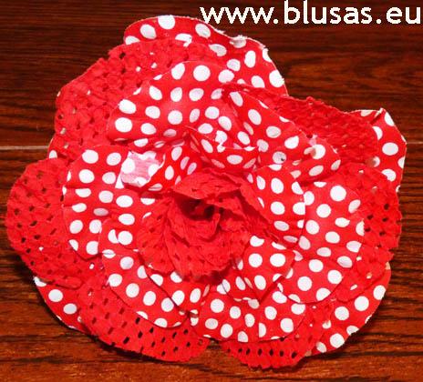 flor traje flamenca gitana 99848822