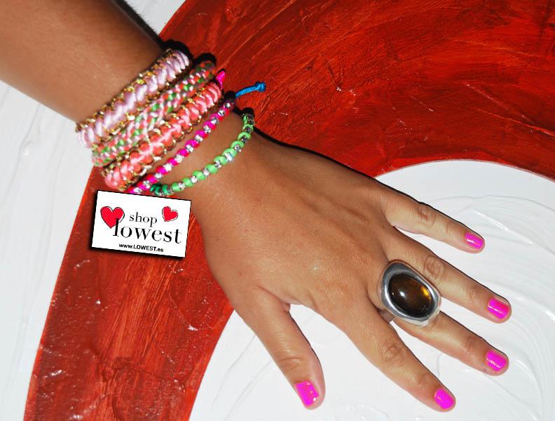 pulseras de cadena 002144