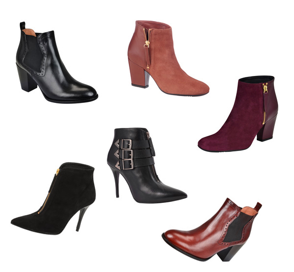 zapatos mujer gloria ortiz botines 939381