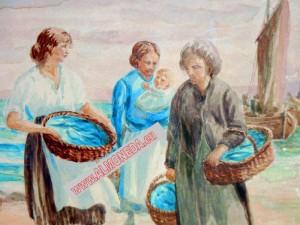 h cameron painter watercolour