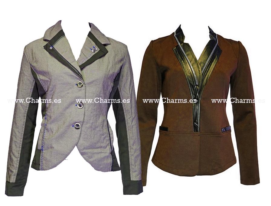 chaquetas para damas