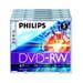 DVD-RW PHILIPS JEWEL CASE 5 1