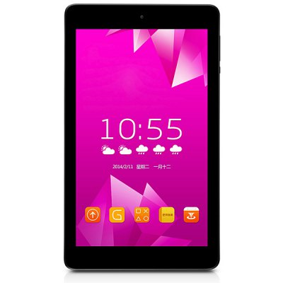 7 inch Teclast A78 Android 4.2 Tablet PC All Winner A23 Dual Core 1.5GHz 7 inch WSVGA Screen 8GB ROM Camera WiFi
