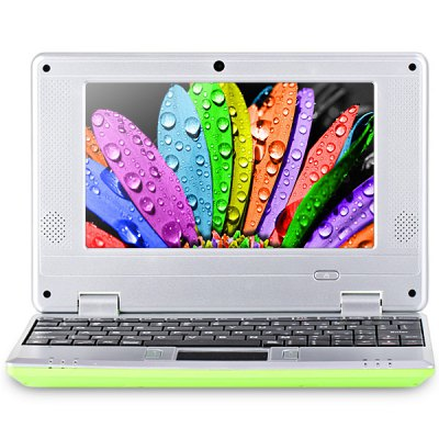 789 Android 4.2 PC MID Notebook WM8880 Dual Core 1.5GHz 7 inch WVGA Screen 4GB ROM Camera WiFi Ethernet HDMI