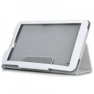 PU Leather Protective Case with Folding Stand Function Specially for 9.0 inch 6587 Tablet PC