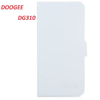 Leather + Plastic Fashion Flip Protective Wallet Case Cover for DOOGEE DG310